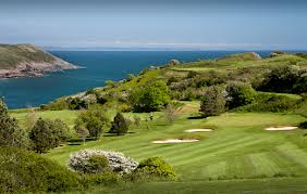 Langland Bay Golf Club.