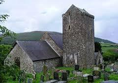 St Cenydd's Church, Llangenith.