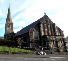 St Thomas Church, St Thomas