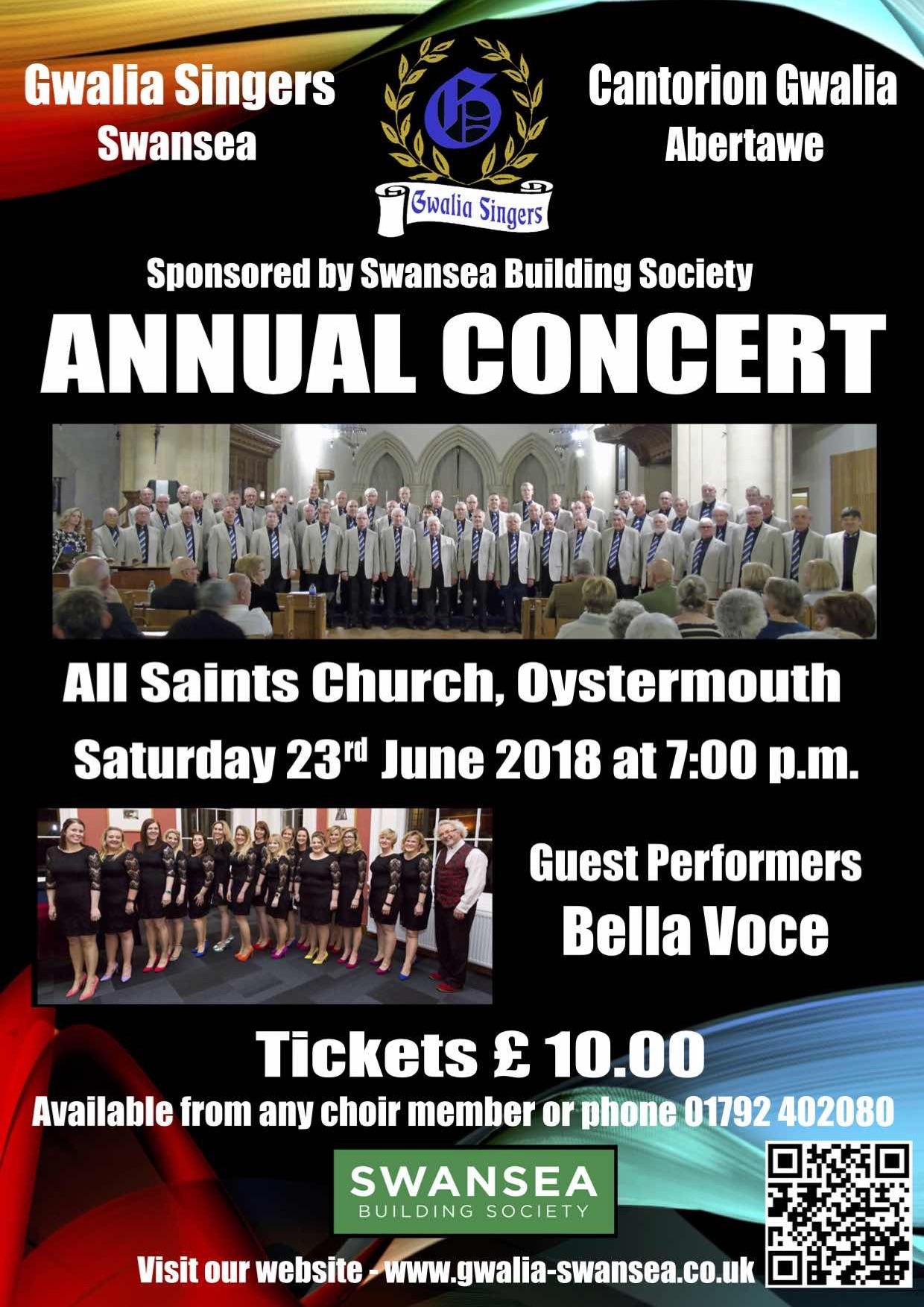 Annual Concert 2018