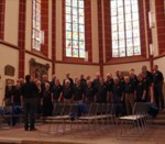Choir in Oppenheim